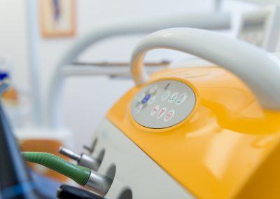 Behandlungsraum, Praxis Dr. Karin Aulmann, Schalksmühle